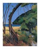Tyrico Bay Premium Giclee Print by Boscoe Holder