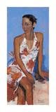 Mulatto Girl Premium Giclee Print by Boscoe Holder