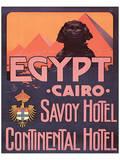 Egypt, Cairo Print