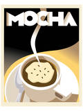 Deco Mocha I Posters by Richard Weiss