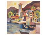 Cyprus I Poster by Warren Cullar