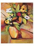 Vivid Still Life III Prints by Warren Cullar