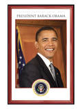 President Barack Obama - Tuesday, January 20th, 2009 Posters