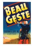 Beau Geste Posters