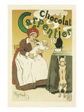 Chocolat Carpentier Prints by Henri Gerbault