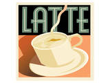 Deco Latte II Prints by Richard Weiss