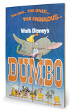 Dumbo - The Fabulous Znak drewniany