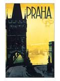 Praha CRS Affiche