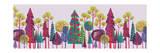 Kirchner's Forest Giclee Print
