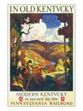 In Old Kentucky Plakát