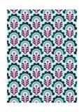 Alpine Floral Giclee Print