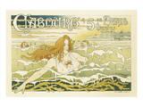 Casino de Cabourg a 5 Heures de Paris Prints by Privat Livemont