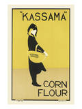 Kassama Corn Flour Posters