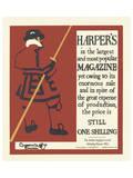 Harper's Magazine, c.1895 Prints