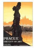 Prague, The City of Art Prints