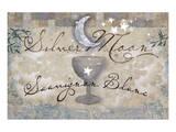 Silver Moon 1 Prints