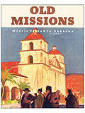 Old Missions Prints