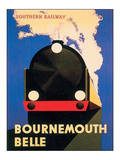 Bournemouth Bellle Posters