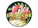 Pasadena, California Print