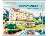 Hotell Vossevangen, Voss-Norway Prints