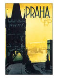Praha CRS Poster