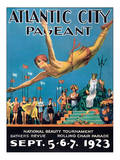 Atlantic City Pageant Posters by Conrad J. Linke
