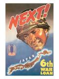 Next! Japan, 1944 Prints
