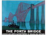 The Forth Bridge Reprodukcje