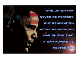 Barack Obama, This Union Posters