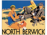 North Berwick Prints by Frank Newbould