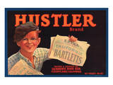 Hustler Brand California Bartletts Prints
