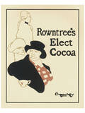 Rowntree's Elect Cocoa Posters