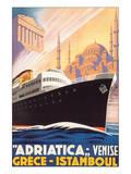 Adriatica, Venise Prints