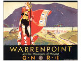 Warrenpoint and Mountains of Mourne Posters