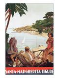Santa-Margherita-Ligure Posters