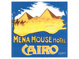 Mena House Hotel Posters