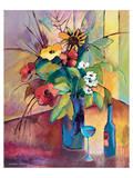Vivid Life II Art par Warren Cullar