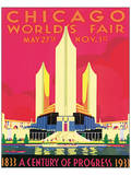 Chicago World's Fair Posters