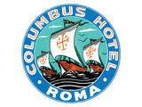 Columbus Hotel, Roma Art