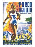 Parco Tigullio, Tra Rapallo e Zoagli Poster