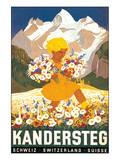 Kandersteg Posters