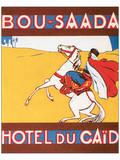Hotel Du Caid, Bou-Saada Posters