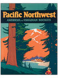 Pacific Northwest Posters