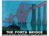The Forth Bridge Posters