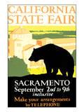 California State Fair, Sacramento Poster