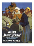 Anis Jaime Serra, Buenos Aires Prints