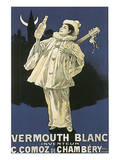 Vermouth Blanc Inventeur Posters