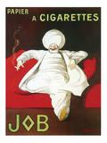 Papier A Cigarettes JOB Posters