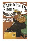 Grand Hotel d'Italie Baglioni Print