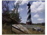 Cape Hatteras I Art by Steve Hunziker